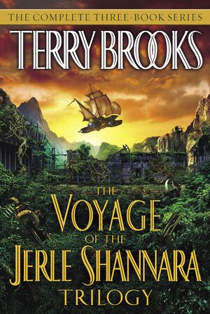 Voyage of the Jerle Shannara