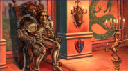 Balinor throne
