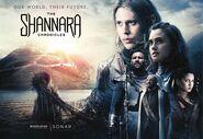 The Shannara Chronicles Sonar Entertainment Poster 2