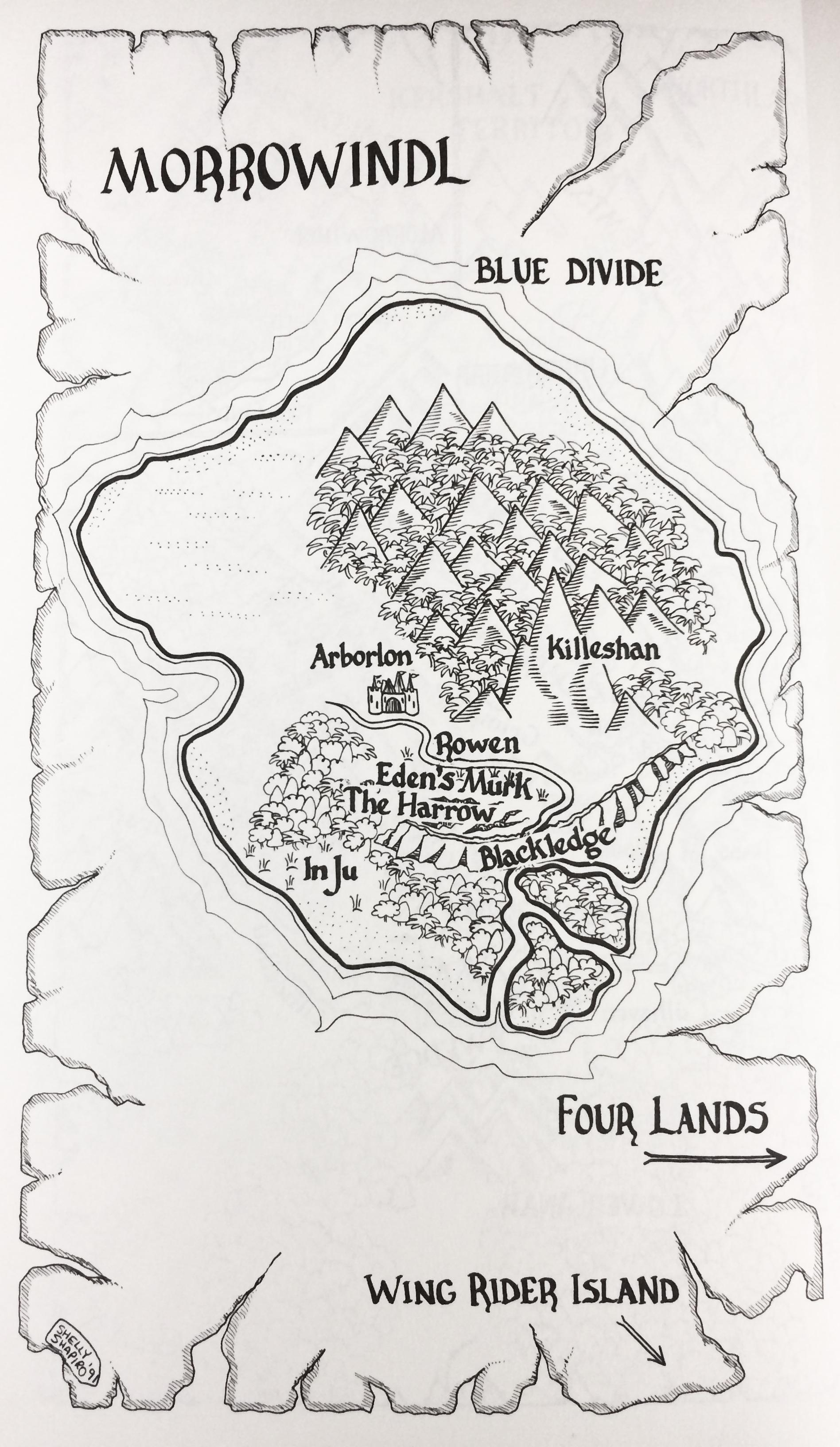 Morrowindl Shannara Wiki Exploring The Magical World Of Shannara