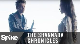 'Amberle Returns' Ep. 208 Official Clip The Shannara Chronicles (Season 2)
