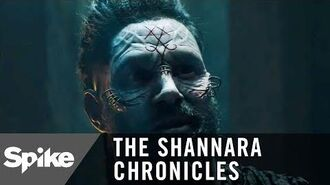 'Manu Bennett (Allanon) is the Warlock Lord!' Exclusive Clip The Shannara Chronicles (Season 2)