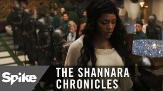 'I'm Ready To Die' Ep. 207 Official Clip The Shannara Chronicles (Season 2)