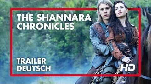 THE SHANNARA CHRONICLES Trailer Deutsch