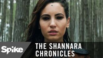 'Eretria Stares Down The Darkness' Ep. 208 Official Clip The Shannara Chronicles (Season 2)