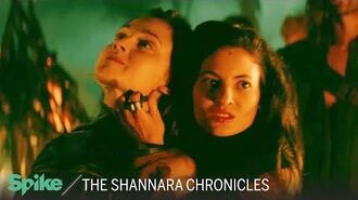 'The Rover Camp' (Ep. 103) The Shannara Chronicles Now on Spike TV