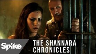 'Your Training Starts Now' Ep. 205 Official Clip The Shannara Chronicles (Season 2)