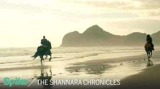 'Exploring New Zealand' Behind the Scenes The Shannara Chronicles Now on Spike TV