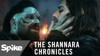 'Why Did You Summon The Warlock Lord' Ep. 209 Official Clip The Shannara Chronicles (Season 2)
