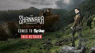 Shannara Chronicles Season 2 First Teaser Banner Poster