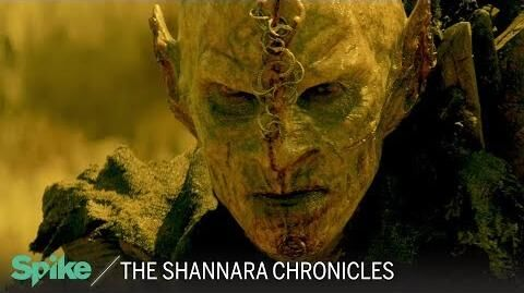 'Meet The Dagda Mor' Featurette The Shannara Chronicles Now on Spike TV