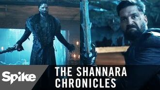 'Battle For The Fate Of The World' Ep. 209 Official Clip The Shannara Chronicles (Season 2)