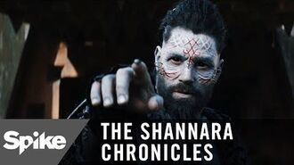 'Riga & The Warlock Lord Face Off' Ep. 208 Official Clip The Shannara Chronicles (Season 2)