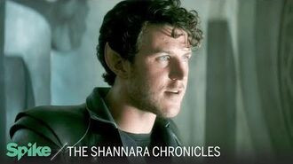 'Ander in Mourning' (Ep. 108) The Shannara Chronicles Now on Spike TV