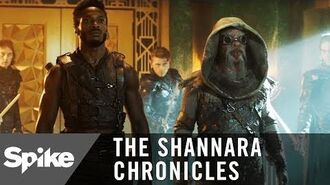 'We Must Unite Or We All Die' Ep. 209 Official Clip The Shannara Chronicles (Season 2)