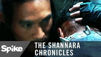 'Magic Is Not A Weapon It Is A Gift' Ep. 203 Official Clip The Shannara Chronicles (Season 2)