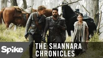 'We Don't Have Time For This' Ep. 204 Official Clip The Shannara Chronicles (Season 2)