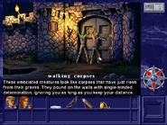 11 - walking corpses at the door