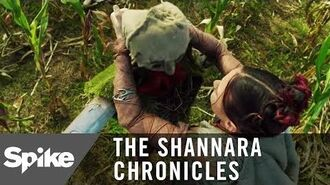 'It's the Perfect Hiding Spot' Ep. 206 Official Clip The Shannara Chronicles (Season 2)