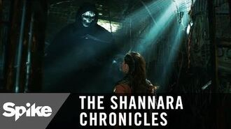 'There's Darkness In You' Ep. 206 Official Clip The Shannara Chronicles (Season 2)