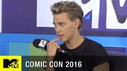 Austin Butler Chats Season 2 of The Shannara Chronicles Comic Con 2016 MTV