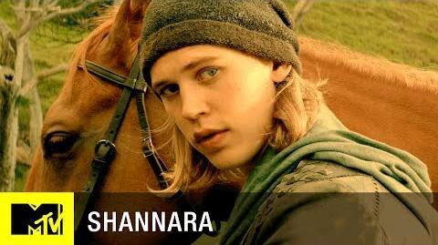 The Shannara Chronicles Meet Wil (Austin Butler) MTV
