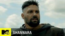 The Shannara Chronicles Meet Allanon (Manu Bennett) MTV