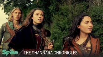 'Discovering Safehold' (Ep. 109) The Shannara Chronicles Now on Spike TV