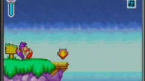 Shantae Advance GBA Beta Demo - UNRELEASED!