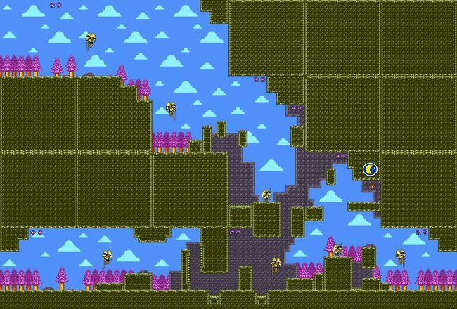 Shantae GBC - maps - wasteland3
