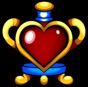 RR heart holder
