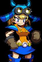 Vinegar Portrait (Half-Genie Hero)