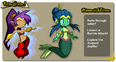 Shantae forms hgh5