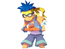 Ready to fight bolo with glasses by bigmariofan99 d8hmcpl-fullview
