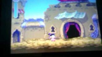 Shantae glitch