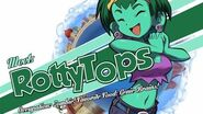 Shantae and the Pirate's Curse Character Spotlight Rottytops