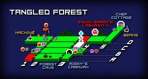 ShantaeRR - maps - Tangled Forest