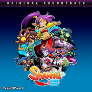 Jake Kaufman - Shantae- Half-Genie Hero OST - cover