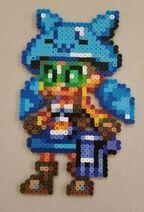 Pixel ammo baron uniform twitch