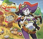 Shantae Half-Genie 'Risky Beats'