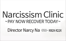 Narccissism