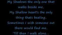Boulevard of Broken Dreams by Green Day Lyrics-1