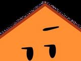 Orange Pentagon