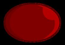 Maroon oval