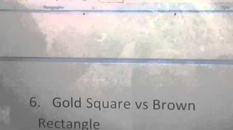 Shape Battle Voting Tournament Round 1 Orange Pentagon vs Grey Hexagon