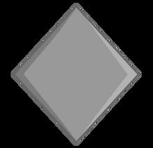 Grey retoaded square