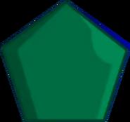 Green Pentagon