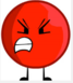 Red Circle angry