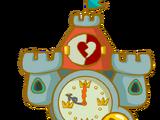 """Наклейка «Часы """"Бэ-э-э""""»"""