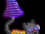 Торшер «Кот»